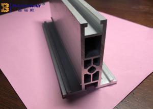 China High Hardness Industrial Aluminum Profile , Anodized Aluminium Profiles Customizable on sale