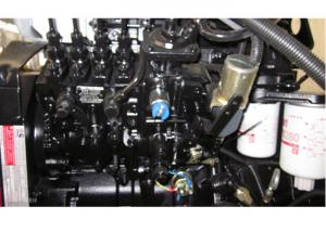 China B Series 4BTA3.9 L to 5.9 L HP 80-180 Diesel Engine Turbocharger Construction and Marine Use on sale