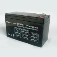 China Best sealed lead acid rechargeable batteries used national defense, railway 6FM7(12V 7AH on sale