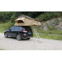Soft Extension 4x4 Roof Top Tent , 60KG Expedition Tents For Vehicles