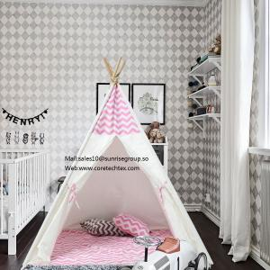 China most popular items light show outdoor toy indian tent teepee for baby on sale