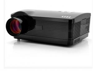 China 1.5 GHz Dual Core 3000Lumens WiFi Android 4.2 8GB Projector on sale