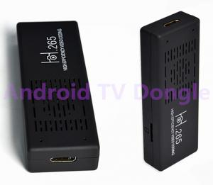 China Quad core M805 Android TV Dongle Smart TV Stick MK808B Plus Bluetooth 4.0 on sale