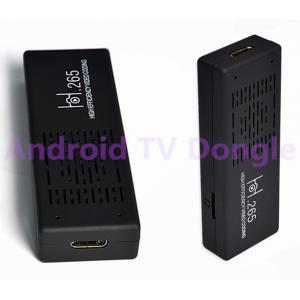 China Quad core M805 Android TV Dongle Smart TV Stick MK808B Plus Bluetooth 4.0 on sale