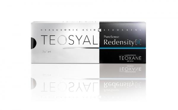 Teosyal PureSense Redensity [ii] 2x1ml, hyaluronic acid injection
