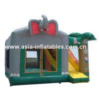 2012 Best Sale crazy fun indoor or outdoor commercial grade vinyl tarpaulin brand new inflatable castle combo