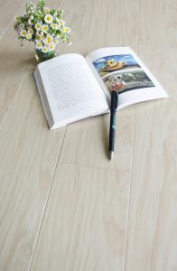 China Crystal Surface Waterproof Bamboo Flooring For Kitchen Noise Reduction on sale
