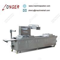 China Commercial Full High Speed Automatic Sausage Vacuum Packing Machine on sale