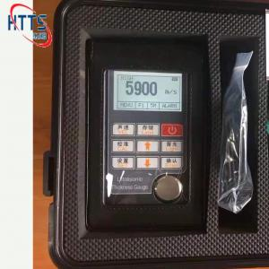 China Small Ultrasonic Thickness Measurement Gauge With Data Memory High Evaluation Hundreds Of Dollars on sale