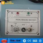 High Quality PFS Foot Operated Double Impulse Heat Sealer