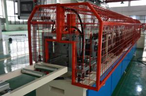 China 0.27-1mm Galvanized Steel Stud And Truck Roll Forming Machine With PLC on sale