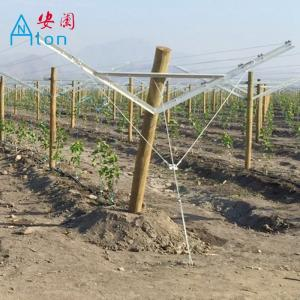 China Recyclable Orchard Trellis Systems Provides Complete Control Trellis Wires on sale
