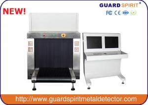 China 38mm Steel Penetration Railway X-Ray Baggage / Luggage / bag / parcel Scanner for security inspection on sale