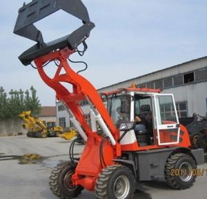 China 1.5 ton wheel loader with CE certification on sale