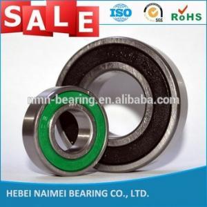 China Deep Groove Ball Bearing 6200,6201,6202,6203,6204,6205,6206,6207 ZZ / RS on sale