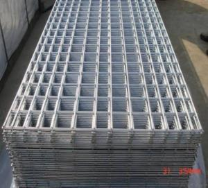 China Galvanized Welded Wire Panel on sale
