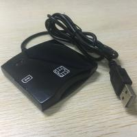 China HX-N68 USB EMV Contact Smart Card Reader with SIM Slot For Brazil Spain Portugal Malaysia Thailand  MYKAD Etc. eID Card on sale