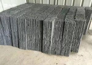 China Grey Slate Cultured Stone Decorative Building Materials For Wall Covering / Drain Board on sale
