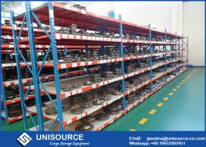 China Free Sample Longspan Shelving Units Easy To Dismantle / Assemble RMI Standards on sale