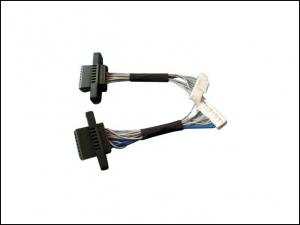 China SMT feeder spare parts Fuji FEEDER POWER CABLE NXT-1 RH02472 on sale