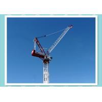 Internal Climbing Luffing Tower Crane Lifting Capacity 12 Ton 60m