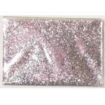 Pigmento color plata del brillo del hexágono del ANIMAL DOMÉSTICO para los productos y el regalo cosméticos de la Navidad