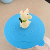 2014 hot sale cute nice silicone cup lids