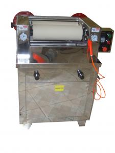 China Easy Operate Textile Testing Instruments , Shiftable Horizontal Lab Padder / Skyline on sale