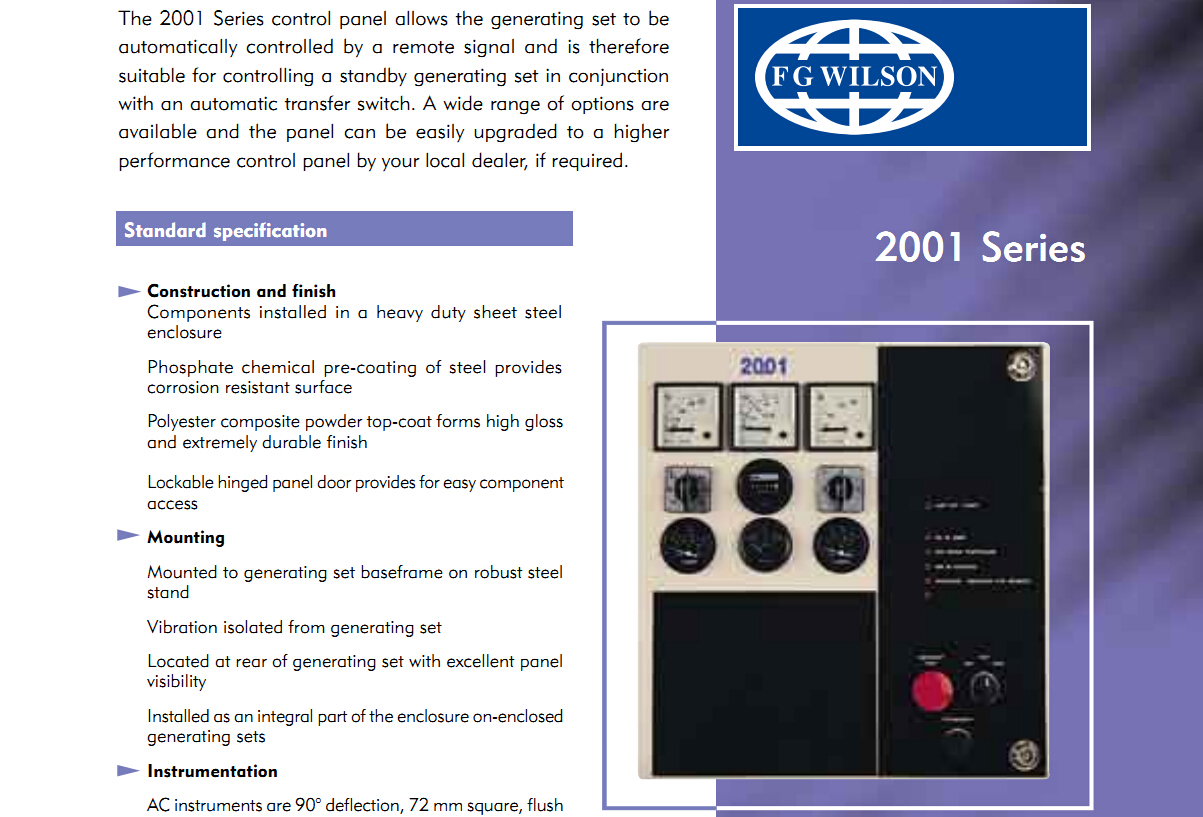 Fg Wilson Control Panel Wiring Diagram from img.everychina.com