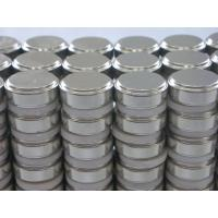 Zinc Super Strong Neodymium Motor Magnets For Electrical Motor