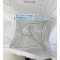 China ton jumbo bag for coal,one ton bulk bag,pp woven big bag,100% new polypropylene pp woven bulk bag big bags 1000kg jumbo on sale