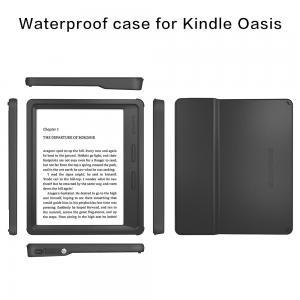 China Adjustable Tablet Stand Shockproof Tablet Case , Tablet Hard Case For Kindly Oasis on sale