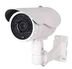 China 700TVL Color CCD 4 - 9mm Electronic Zoom Lens Waterproof CCTV Camera With 30m IR Range on sale