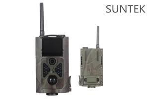 China 5 Mega Pixel Color CMOS Gaming 3G Trail Camera Phone with E - mail PIR Motion on sale