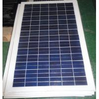 130W 18V Solar Energy Panels Systems Delaminating Effects Resistant