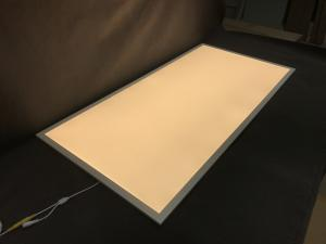 China IP40 Ultra Thin Led Recessed Light , School Lighting Led Panel Lights For Home on sale