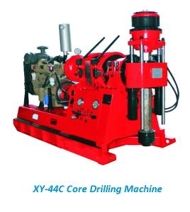 China Xy-44c Rotary Borehole Drilling Rig for Geological Exploration on sale