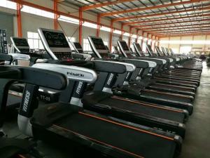 China Commercial Cardio Fitness Equipment Gym Club Running Machine Treamill Gym Machine on sale