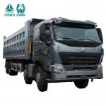 High Strength Mining Tipper Truck , 12 Wheels Coal Mine Dump Truck Long Life
