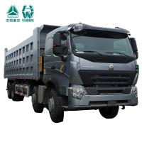 Large Capacity Mining Dump Truck With Electrically Adjusted Rear View Mirror 50 Ton