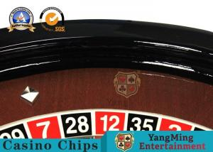 Casino Gambling Table Solid Wood 80cm Roulette Wheel Board With Sgs Certification For Sale Roulette Wheel Board Manufacturer From China 107608253