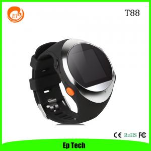 China GPS Tracker Watch with SOS Button Set safezone suitable to Children/Student/elderly-T88 on sale