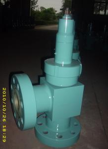 China Ajustable CC / DD API Choke Valve Thread / Union / BW Connection for Oil,  Gas, Water on sale