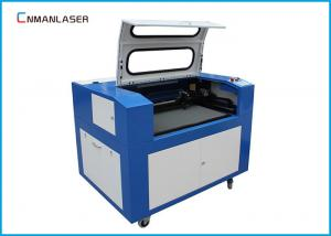 China 6090 100w Laser Engraving Cutting Machine With RD Control System HIVIN Square Rails on sale