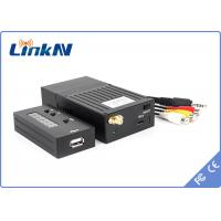 1Km 5km NLOS COFDM Video Transmitter , long range AES 256 wireless hdmi transmitter