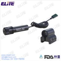 China FDA Certified IRS-0100 4mw Non-waterproof Infrared Laser Sight with Rail Mount for Rifles & Pistols on sale