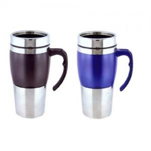 China Stainless steel travel mug,travel cup,gifts set,Promotional mug on sale