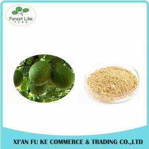 China Natural Sweetener 80% Mogroside Momordica Grosvenori Extract Luo Han Guo Extract on sale