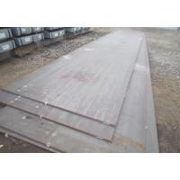 Hot Rolled Low Carbon Steel Plate , Mild Steel Plate For Petroleum Chemical Industries
