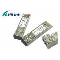 1490nm CWDM Fiber Channel Transceiver , Compatible Juniper Optical Fiber Module
